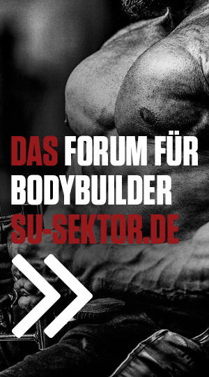 Banner für Bodybuilding Forum