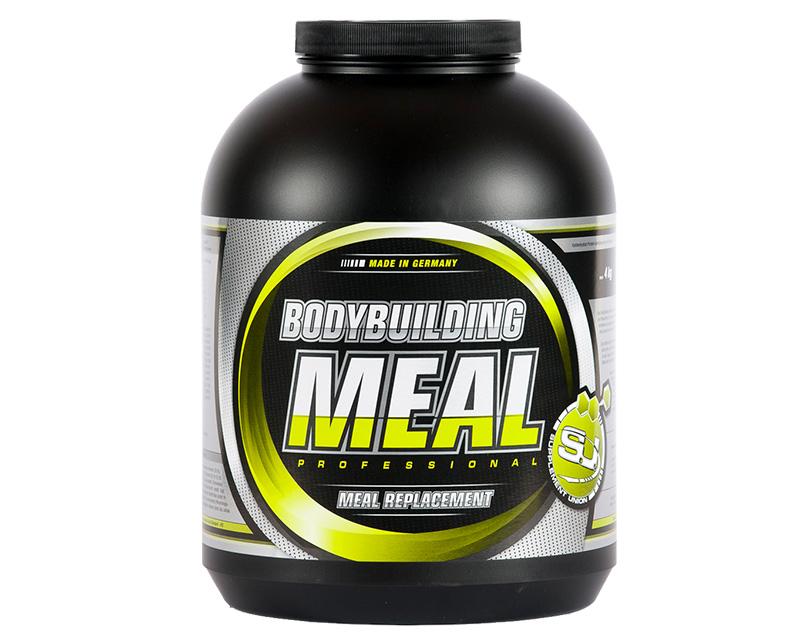 Bilz zeigt Bodybuilding Meal Dose