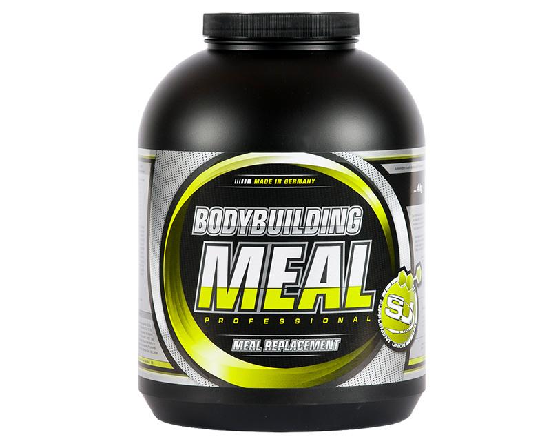Bild zeigt Bodybuilding Meal