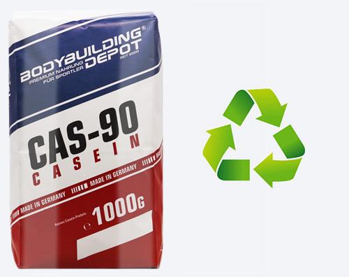 CAS-90 Papiertüte