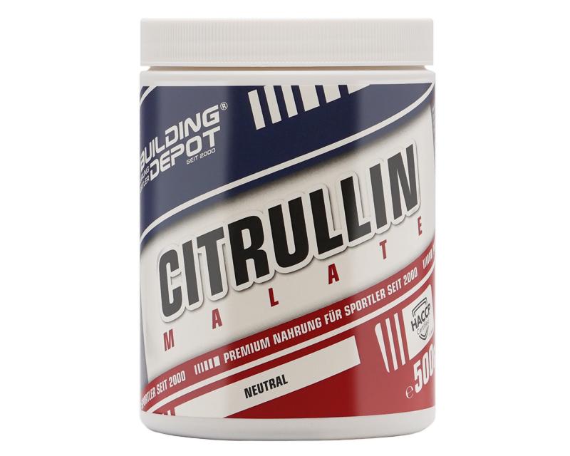 Bild zeigt Citrullin Dose