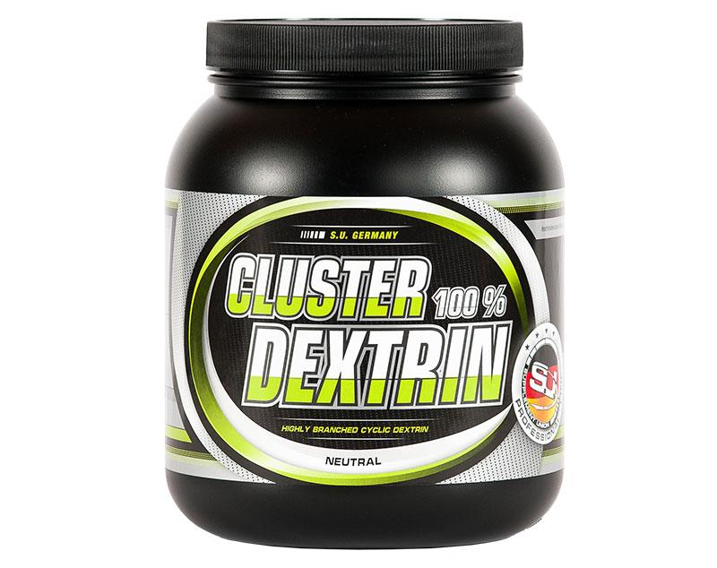 Bild zeigt Cluster Dextrin Dose