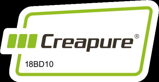Bild zeigt Creapure Logo