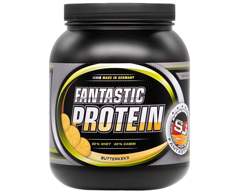 Bild zeigt Fantastic Protein Dose