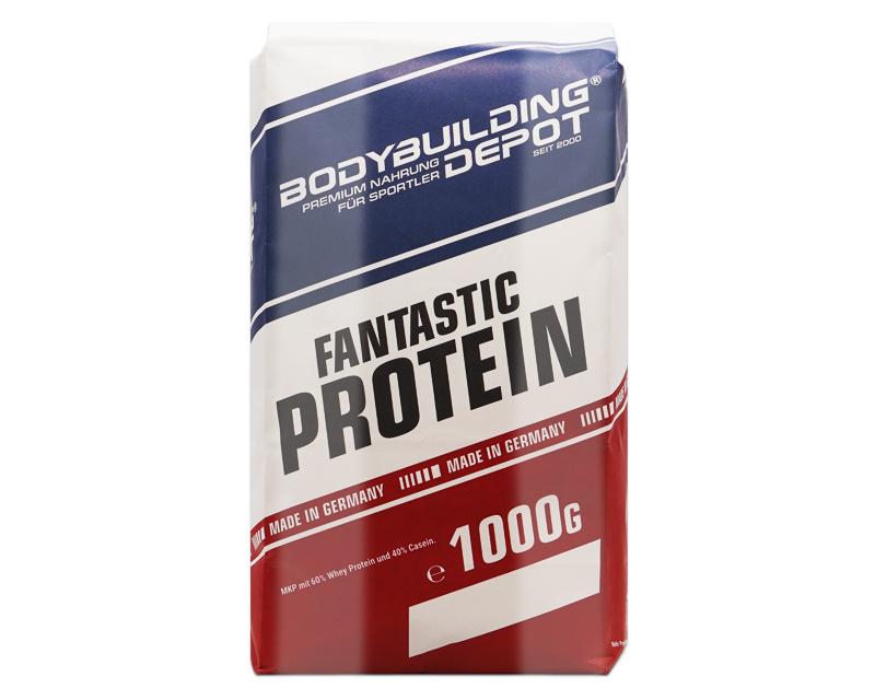 Fantastic Protein Papiertüte