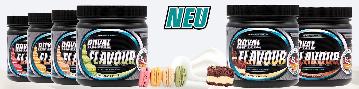 neue Flavour