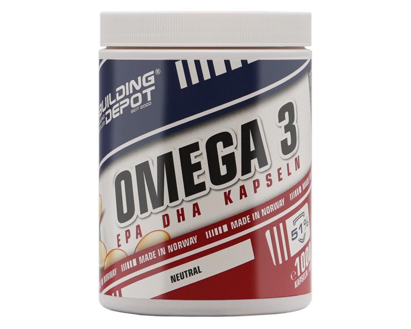 Omega 3 Fettsäuren 51%