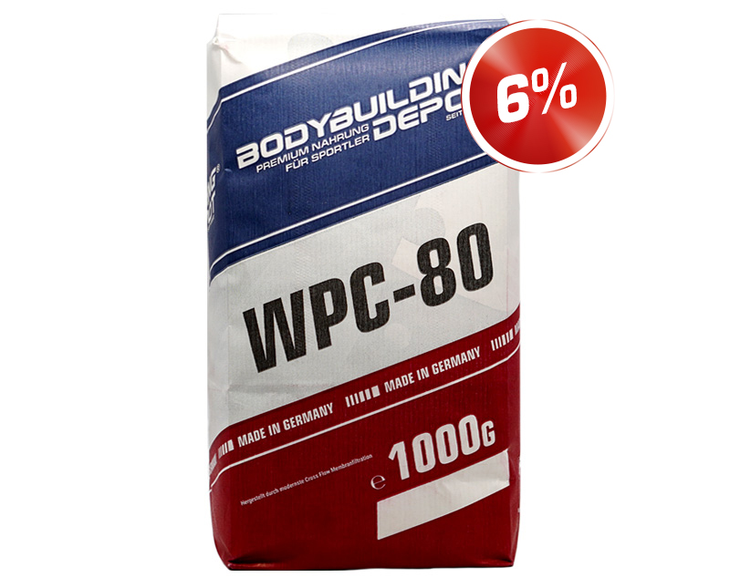 WPC-80 Papiertüte