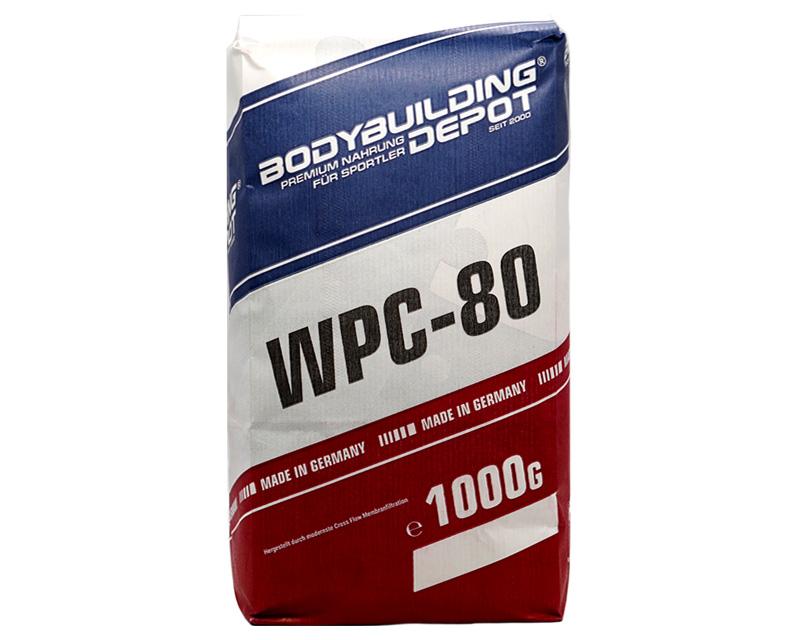 Bild zeigt Wpc 80 Papiertüte