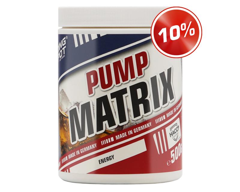 Bild zeigt Pump Matrix Dose