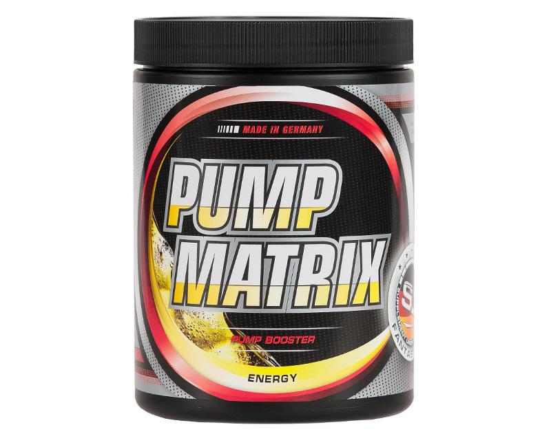 Bild zeigt Pump Matrix