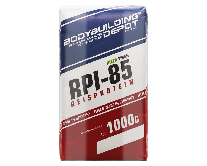 Reisprotein RPI-85