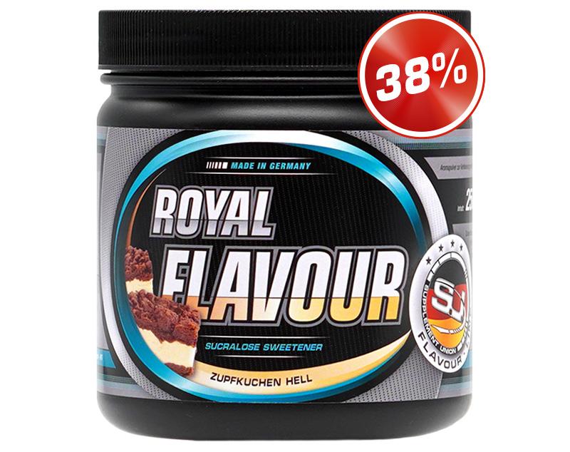 Bild zeigt Royal Flavour Dose