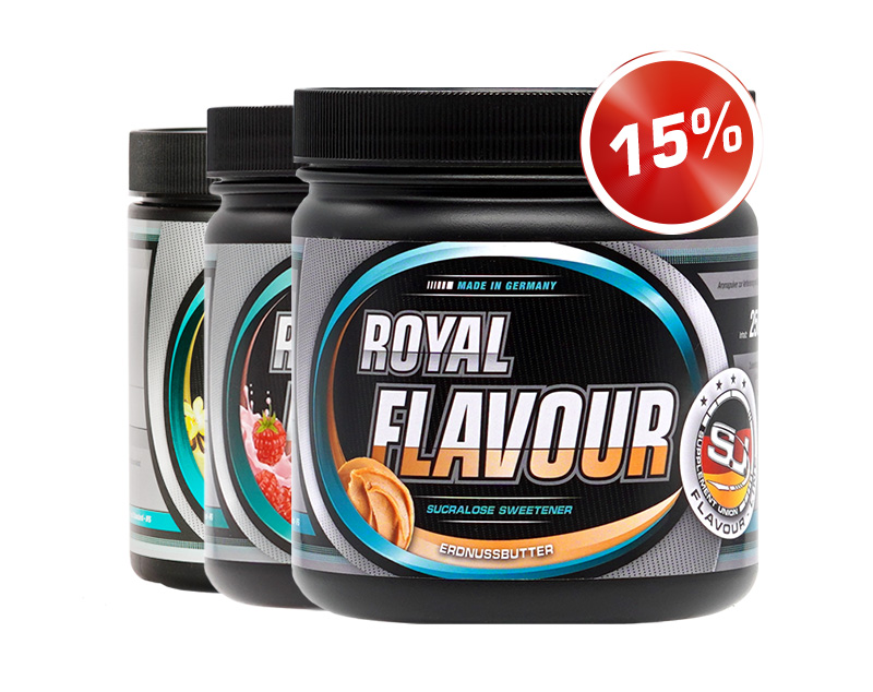 Bild zeigt Royal Flavour Bundle