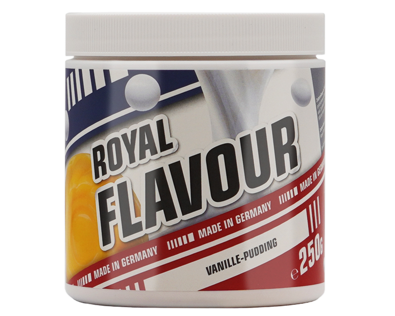 Royal Flavour Vanille-Pudding