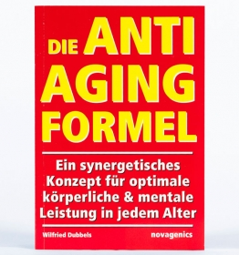 Buch - Die Anti-Aging-Formel