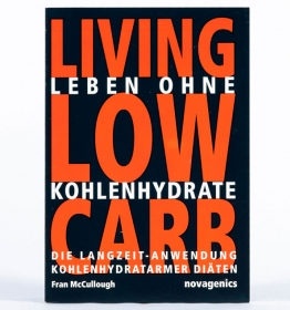 Buch - Living Low Carb - Leben ohne Kohlenhydrate