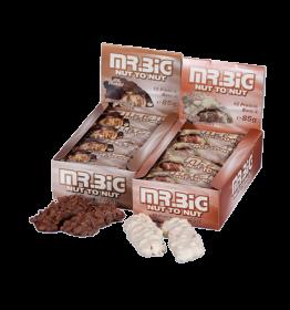 Protein-Riegel Nut to Nut