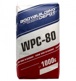 WPC-80 Whey Konzentrat