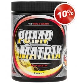 S.U. Pump Matrix