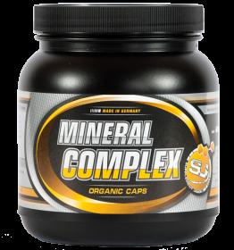S.U. Mineral Complex Kapseln