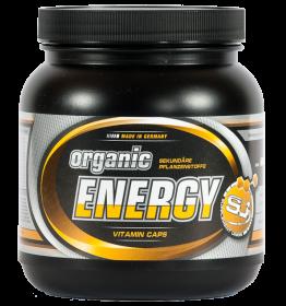 S.U. organic ENERGY Vitamin