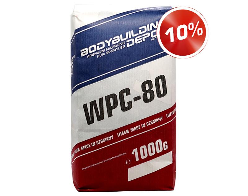 Bild zeigt WPC-80 Papiertüte