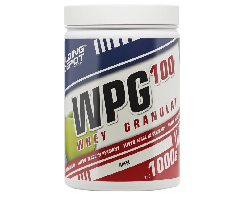 WPG-100 Whey Granulat mit BCAA