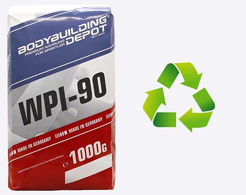 Bild zeigt WPI-90 Papiertüte